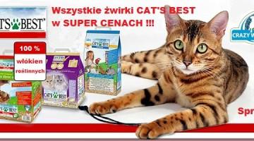 cat's best promocje