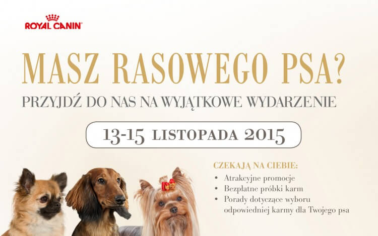 Event Royal Canin